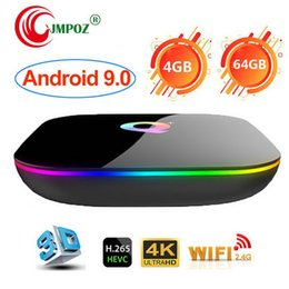 $enCountryForm.capitalKeyWord NZ - Plus Android 9.0 TV BOX 4GB 32GB OR 4GB 64GB Allwinner H6 Quad core 2.4G Wifi 3D 4K TV BOX Youtube Media Player IPTV