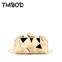 $enCountryForm.capitalKeyWord Australia - NEW 2019 Classic Designer Chic Mini Day Clutch For Female Women Metallic Handbag Lady Small Chain Wedding Evening Bag an1218 NEW 2019