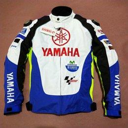 $enCountryForm.capitalKeyWord NZ - 2019 Winter Moto GP Motorcycle Riding Protective Jacket For Yamaha M1 Moviestar Off-Road Coat with Protector Detachable Liner Y