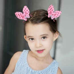 Baby Girls Hair Pin Clips Australia - Hot Sale 50 PCS Barrettes for Hair Hair Pin for Kids Girls Children Hair Accessories Baby Hairbows Girl with Clips Clip Free Shipping