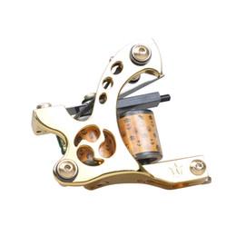 Copper Tattoo Machine Frames Australia - Dragonhawk Shader Tattoo Gun Coloring Tattoo Machine Copper Coil Alloy Frame 4150