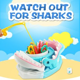 $enCountryForm.capitalKeyWord Australia - Fishing in touch shark Watch out for shark Bite Trap Board role-playing game Parent-Child Interaction Educational toy baby gift