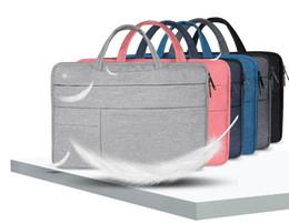 "Macbook Retina 13 Inches Australia - Laptop Bags Sleeve Notebook handbag Case for Dell HP Asus Acer Lenovo Samsung Macbook 11 12 13 14 15 15.6 inch Retina Pro 13.3""LLFA"