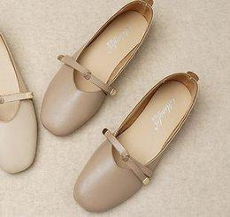 $enCountryForm.capitalKeyWord Australia - Num2 Beauty Comfortable Shoes Cut Down Flat Shoes Women Good Walking Outdoor Cheap Best Quality Slip on Shoes