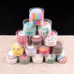 Cupcake Baking Australia - 20000pcs selling Muffins Paper Cupcake Wrappers Baking Cups Cases Muffin Boxes Cake Cup Decorating Tools Kitchen Cake Tools