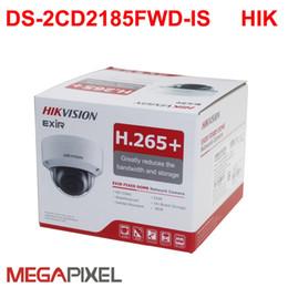 $enCountryForm.capitalKeyWord Australia - 8mp ip camera cctv video surveillance security PoE DS-2CD2185FWD-IS Audio for hikvision dahua DVR HIK-Connect iVM4200 Camcorder