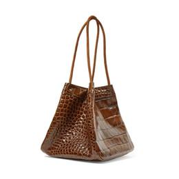 e1577d06fdde 2019 Brand Fashion Show Women Bags Pu Leaather Alligator Female Cool Bag  Women Shoulder Bags Designer Handbags 070