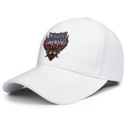 $enCountryForm.capitalKeyWord UK - Lynyrd skynyrd crossed guitars white mens and women trucker cap ball cool fitted baseball team youth hats