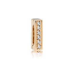 $enCountryForm.capitalKeyWord Australia - Authentic 925 Silver Beads Pandora Reflexion Shine Timeless Sparkle Clip Charm Clips Fits European Pandora Bracelet Jewelry