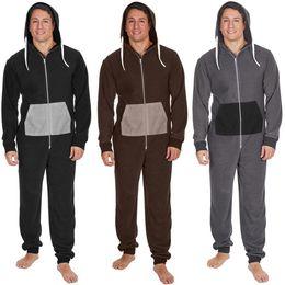 $enCountryForm.capitalKeyWord Australia - 2019 Winter Men's Plus Size Home Pajamas One Piece Adult Onesie Mens WomenJumpsuit Sleepwear Dec12