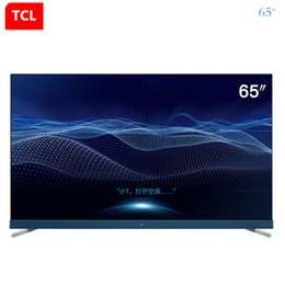 Tv 65 online shopping - TCL inch AI TV ultra hd full ecology HDR K rounded corners full screen hot new products