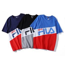 Discount off white tee shirt - brand OFF tshirt WHITE mens designers t shirt luxurys t shirt cotton tee spring summer fashion trend street wear hip hop