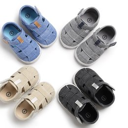 First Walkers Baby Shoes Foreign Trade Soft Bottom Breathable Baby Shoes Baby Shoes 0-1 Year Old Simple Elastic