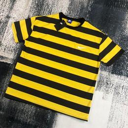 $enCountryForm.capitalKeyWord Australia - Ss spring sports mens T-shirt cotton behind reflective fluorescent geometric stickers short-sleeved loose round neck trend street tees