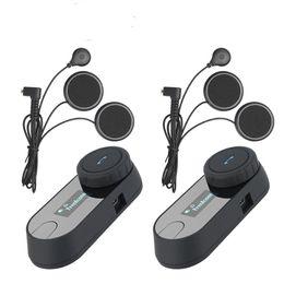 $enCountryForm.capitalKeyWord Australia - FreedConn 2PCS TCOM-SC Bluetooth Motorcycle Intercom Headset LCD With Screen FM Soft Mic for Integral Full Face Helmet