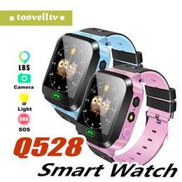 Apple bAby monitor cAmerA online shopping - Q528 Kids Smart Watch With Camera Lighting Gps Smart Watch Sleep Monitor Sos Baby Clock g Sim Anti lost Children s Smartwatch