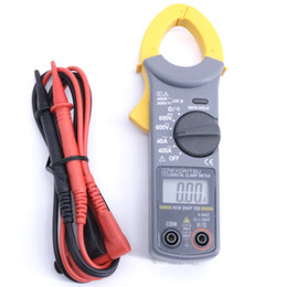 Discount tester ac dc clamp meter - Kyoritsu KEW SNAP 200 Digital Display AC DC Clamp Meter Tester Maximum Display 400 count