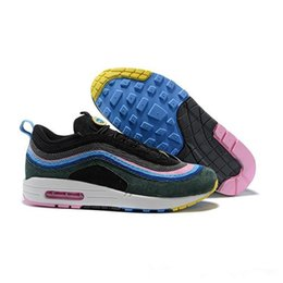 online store 22305 62c60 2019 97 1 Wotherspoon Hybrid Sean VF SW Sports Sneakers Eclipse Mache  Custom Designer Running Shoes For Mens Women Casual Trainers 8 color