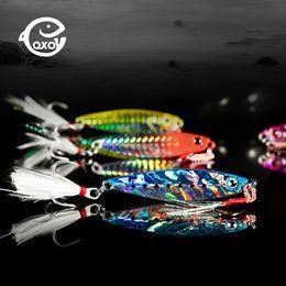 $enCountryForm.capitalKeyWord Australia - QXO Fishing Lure 10 20 30g Jig Light Silicone Bait Wobbler Spinners Spoon Bait Winter Sea Ice Minnow Tackle Squid Peche Octopus