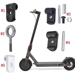 $enCountryForm.capitalKeyWord Australia - Modification Lock Joint Front Latch Replacement Shaft Locking Buckle Replacement Pats for Xiaomi Mijia M365 Electric Scooter