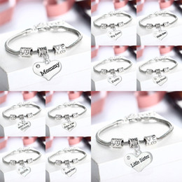 $enCountryForm.capitalKeyWord Australia - WEDDING BRIDESMAID FAVOUR PRESENT HEART PERFECT THANK YOU GIFT CHARM BRACELET