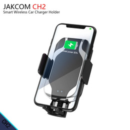 Wholesale mobile phone car holder sales resale online - JAKCOM CH2 Smart Wireless Car Charger Mount Holder Hot Sale in Cell Phone Chargers as smart ring gadgets smart mi mobile phone