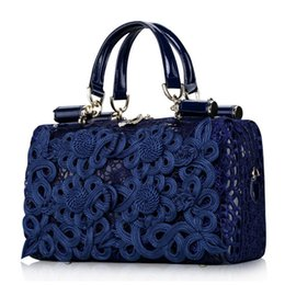 $enCountryForm.capitalKeyWord Australia - Art2019 Handbag Lace Single Shoulder Luxury Goods Bag Woman Package