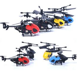 Discount mini radio remote control aircraft - RC Quadcopter 2CH Mini helicopter Radio Remote Control Aircraft mini Drone Super Wide Infrared Condivol 2CH Helicopter