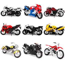 $enCountryForm.capitalKeyWord Australia - Maisto 1:18 Alloy Motorcycle Model Toy Off-Road Motor Bicycle Mountain Racing Car Models Colletible Toys For Children Gift
