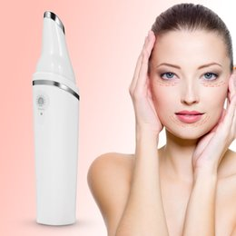 facial instruments beauty Canada - Constant Temperature Heating High Frequency Vibration Eye Lip Electric Beauty Instrument Facial Tool