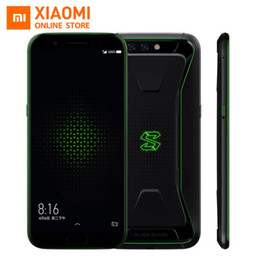 $enCountryForm.capitalKeyWord Australia - BEST Original Xiaomi Black Shark Gaming Phone Blackshark 8GB 128GB Snapdragon 845 5.99 inch 18:9 Full Screen Octa Core 4000mAh Heisha