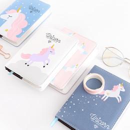 $enCountryForm.capitalKeyWord Australia - Cartoon Unicorn Notebook Cute Cat Note Book Diary weekly Planner Kawaii Journal Stationery Notepad gift School Supplies