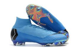 $enCountryForm.capitalKeyWord NZ - 2019NEW Original Soccer Cleats Mercurial Superfly V SX Neymar Soccer Shoe Top Quality Cristiano Ronaldo Outdoor Shoes A006