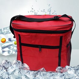 $enCountryForm.capitalKeyWord Australia - Outdoor Camping Picnic Bag Oxford Cloth Ice Box Waterproof Package Bag Storage Container For Outdoor BBQ Picnic Bags