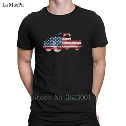 Wholesale usa american flag clothing for sale - Group buy Letter T Shirt For Men Usa Flag American Truck Clothing Apparel Tee Shirt Mens Novelty T Shirt Trendy Men s Tshirt O Neck Cute