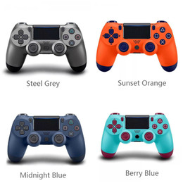 $enCountryForm.capitalKeyWord Australia - Hot sell Wireless Bluetooth Controller for PS4 Vibration Joystick Gamepad Game Controller High speed operation for Sony Play Station