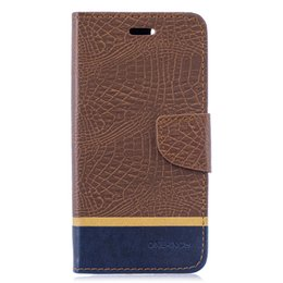 $enCountryForm.capitalKeyWord Australia - Splice Color Wallet Case For Huawei P30 Pro Filp Cover Crocodile pattern PU Leather Mobile Phone Bags Latest fashion