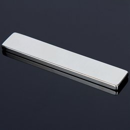 $enCountryForm.capitalKeyWord Australia - Strong Rectangular Neodymium Magnets 100*20*5mm Powerful Rare Earth Magnet 100x20x5mm Magnetic Materials Cheap Magnetic Materials