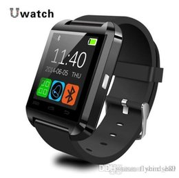 U8 Bluetooth Smart Watch Phone Australia - Factory Wholesale U8 smartwatch , U8 Bluetooth Smart Watch Phone Mate For Android&IOS Iphone Samsung LG Sony