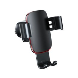 Moblie Car Australia - Car Phone Holder In Car for Moblie Phone Air Vent Mount Stand Universal Smartphone Holder