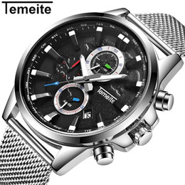 $enCountryForm.capitalKeyWord Australia - Male Motion Quartz Watch Heat Sell Water Bring Wrist men's sport mechanical casual automatic bracelet watches men Genuine wristwatches sale