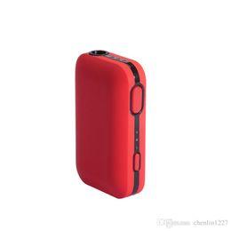 $enCountryForm.capitalKeyWord UK - Pluscig B2 dry herb Vaporizer Vape pen kits 2200mah Battery vibration function sliding button Electronic Cigarette Starter kit