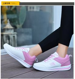 $enCountryForm.capitalKeyWord Australia - zapatos mujer sneakers wome 2019 new spring comfort sports shoes women bottom Breathable women running shoes basket femme