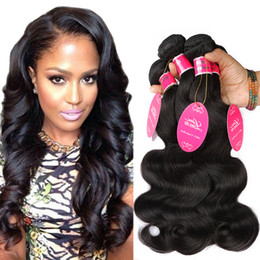 26 inch bundle deal brazilian hair 2019 - Human Hair Bundles 8A Grade Brazilian Virgin Hair Body Wave 3 Bundles Deal Unprocessed Brazilian body wave Human Hair In