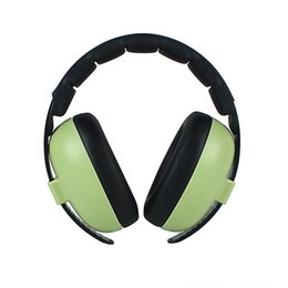 headphones ear pads Canada - Baby Kids Noise Canceling Hats & Caps Hats, Scarves & Gloves Ear Protection Wireless Adjustable Headband Gift Home Headphone Padded Travel O