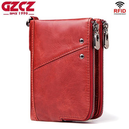 $enCountryForm.capitalKeyWord Australia - Genuine Leather Women Wallet Leather Female Purse Small Coin Purse Money Handbag Card Holders Phone Case Clip Pocket 2019 Y19052302