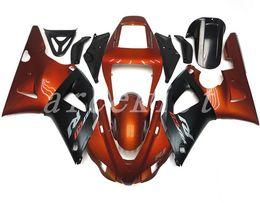 $enCountryForm.capitalKeyWord UK - New ABS Fairing Kits Fit For YAMAHA YZF-R1 98 99 YZF1000 1998 1999 R1 bodywork set Free custom orange black