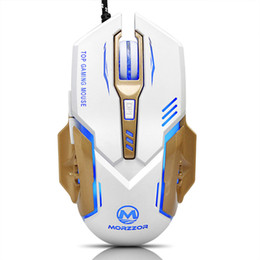 Wired 6d gaming mouse online shopping - 3200 DPI D Buttons LED Mechanical Wired Gaming Mouse For PC Laptop Suitable For Game Enthusiasts ZS