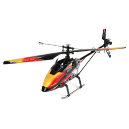 wltoys helicopters UK - Wltoys V913 2.4G 4CH Brushless RC Helicopter Built-in Gyro RTF