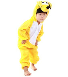 Nouveau style les 2018 enfants cosplay chien lapin blanc cochon rose approprié pour les garçons et les filles costume de scène style court danse vêtement